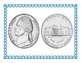 Posters of U.S. Coins and Bills in Spanish