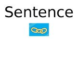 Posters of words to make Compound and Complex Sentences