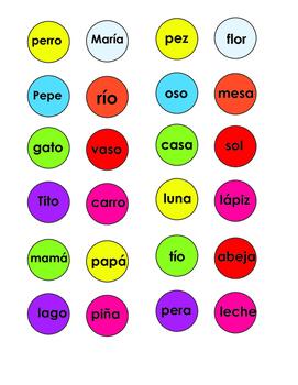 Posters sobre: Sustantivos, Adjetivos y Verbos