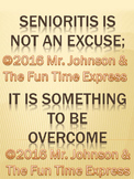 13 Motivational Posters to Combat Senioritis