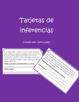 Posters y Tarjetas de Inferencias