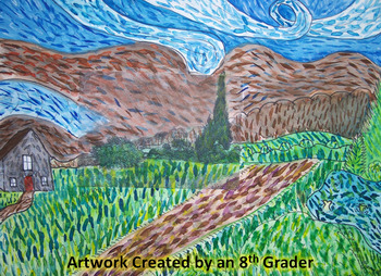 Postimpressionism and Vincent van Gogh Complete Project
