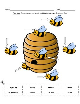 Postional Word Bees