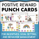 Positive Reward Punch Cards