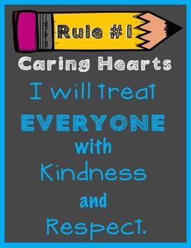 Positive Classroom Rules