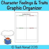 Positive and Negative Character Feelings & Traits