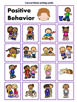 Postive and Negative Behaviour Bundle