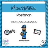Postman: A Rhythm Pattern Reading Activity