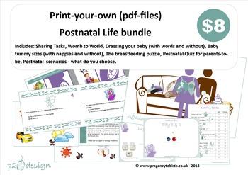 Postnatal Life Activities - Bundle