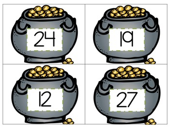 Pot Full of Place Value {Expanded Notation for March}