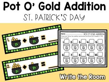Pot O' Gold Addition