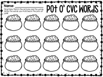 Pot O' Gold CVC Match