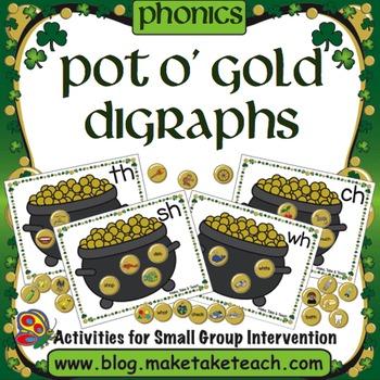 Digraphs - Pot O' Gold