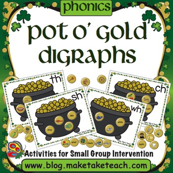 Digraphs - Pot O' Gold