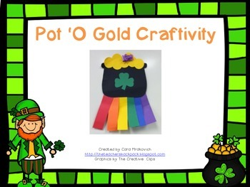Pot O Gold Craftivity