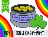 Pot O' Gold Craftivity