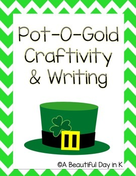Pot-O-Gold Craftivty