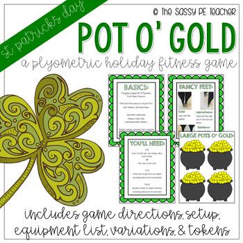 Pot O' Gold Plyometrics