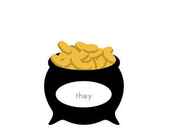 Pot O' Gold Pronouns