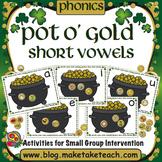 Short Vowels - Pot O' Gold