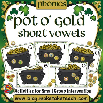 Short Vowels - Pot O' Gold