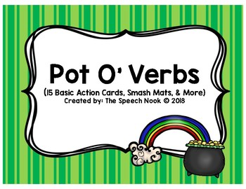 Pot O' Verbs