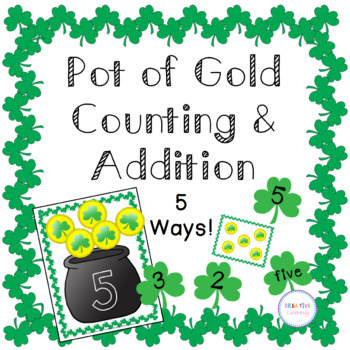 Pot Of Gold Counting & Addition