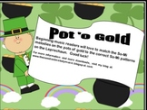 Pot 'o Gold - A So and Mi Saint Patrick's Day Game