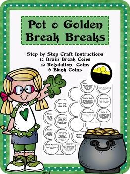 Pot o Golden Brain Breaks & Regulation Strategies