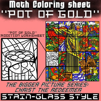 Pot of Gold, Math addition - Bigger picture series (Redeemer)