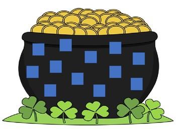 Pot of Gold Bingo Mat