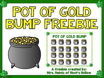 Pot of Gold Bump Game