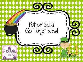 Pot of Gold Go Togethers