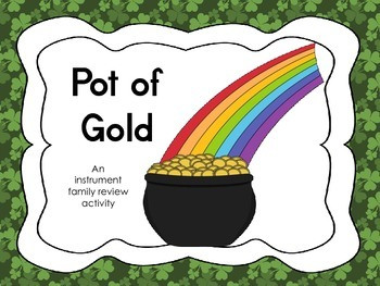 Pot of Gold Instrument Family review
