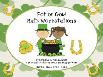 March Mixed Math Review: Multiplication, Problem Solving, Fractions, and More!