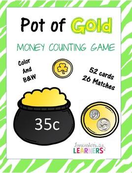 Pot of Gold Money Activity