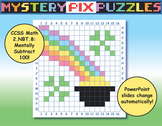 Subtract 100 Puzzle