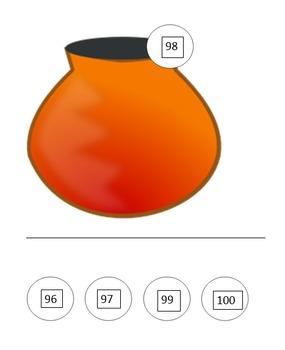 Pot of Gold Number Order