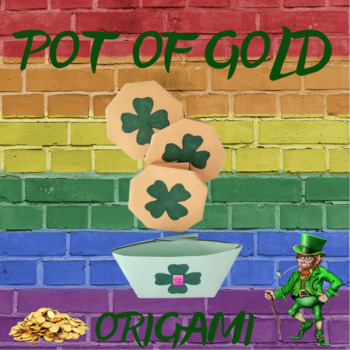 Pot of Gold Origami