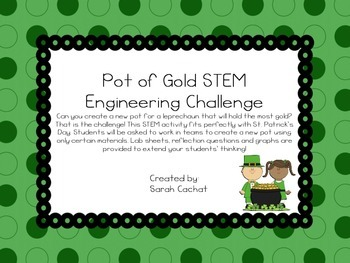 Pot of Gold STEM Engineering Challenge