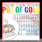 Pot of Gold Secret Code Words