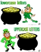Pot of Gold Uppercase and Lowercase Letter Sorting