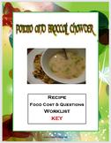 Potato & Broccoli Chowder