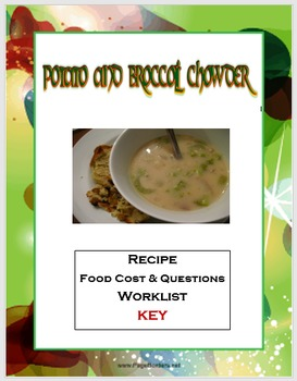 Potato & Broccoli Chowder