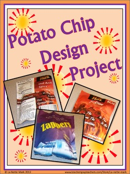 Marketing - Potato Chip Design Project