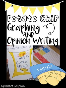 Potato Chip Graphing/Opinion Activity