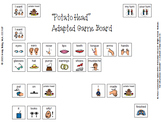 """Potato Head"" Adapted Game Board for Functional Communication"