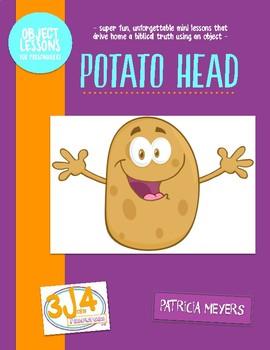 Potato Head Object Lessons
