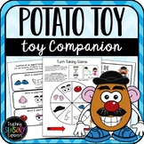 Potato Head Toy Companion for Special Education (Autism)