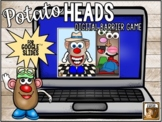 Potato Heads Digital Barrier Game (for Google Slides)